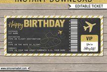 Birthday Gift Vouchers