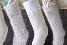 Christmas -- Stockings / by Cindy Hayes