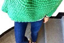 Punto&Crochet: ropa.