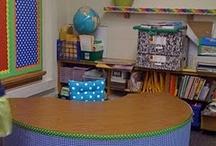 Classroom Decor / by Stephanie Kelley Jones