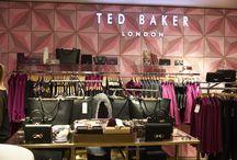 TED BAKER Shoperöffnung / Ab sofort gibt es das britische Label TED BAKER bei KONEN - online und im 1. Obergeschoss! www.konen.de/tedbaker #tedlovesgermany