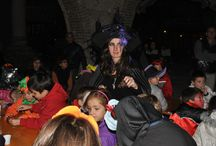 Halloween a Grazzano Visconti / Una festa imperdibile...tra gufi, brividi e paure!