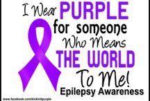 Epilepsy Awareness / My sister Kristen is one of 60 million people being affected by epilepsy #WeNeedACureForEpilepsy #EpilepsyAwareness