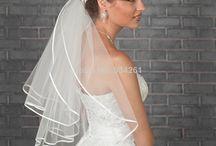 Fascinating Fascinators Bridal Veils