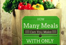 Cheap meals for low incomes