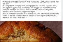 RECIPES: Healthy Food
