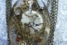 Steampunk jewellry