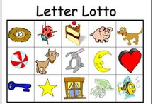kindergarten alphabet and name activities / by Jennifer Leadmon