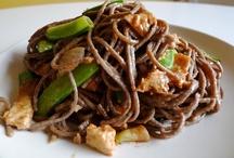 Asian-ish Food
