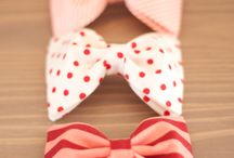 Bows  / by Kayla Evans