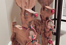 wood work / by Heidi d'Aquin