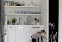 Hub of the Home / Inspiration for kitchen heaven......