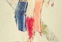 Vintage Glam / by Krisann Stegall