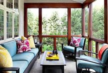 Sun Porch and Patios
