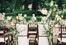 TABLE DECOR / Feed your guests with style.