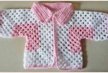 Crochet Baby / by Sandra Lehr