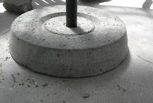 Umbrella/Wirligig Stand