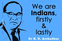 Dr Ambedkar Quotes / Thoughts of Bhimrao Ramji Ambedkar, Founding Father, modern India