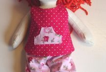 Haba dolls clothes to make
