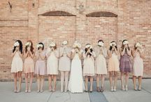 BRIDESMAID DRESSES / Bridesmaid dresses / by Emmaline Bride | Handmade Wedding Blog