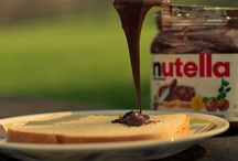 Nutella / NUTELLA!! Makes me happy saying it and even happier eating it. What can I say, it totally deserves its own board.  / by Monica ...