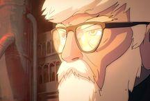 cortometrajes y animación