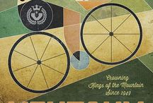 Cycling posters