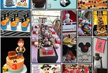 Cate 6th Bday Party Ideas / by Reina Braden