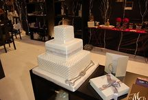 Dream a sweet dream for a wedding cake...