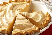 Pies and cakes / Desserts