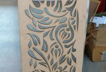 Laser cuttings & signages