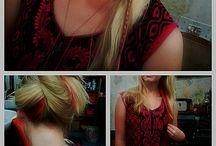 Hair styling ;-)