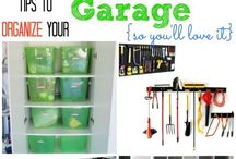garage ideas / by Brianna Holifield