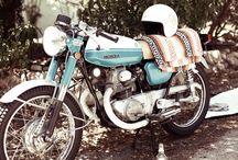 dream machine / My rides.