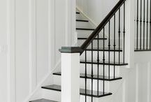 Stairways to Heaven / Stairs, staircases, banisters