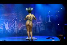 DANÇAS: Strip Tease