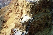 Arqueología - Masada - Israel