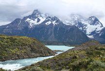 Espacios Naturales de Chile