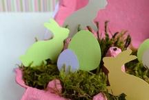 Pâques décoration de table