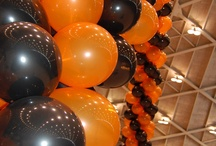 Balloon Decoration Ideas / Here we share past balloon decorations of all kinds such as balloon arches, columns, centerpieces, drops and more. To see more of our event designs be sure to visit our event website at www.mondaymorningballoons.com  We service the Princeton and Yardley areas