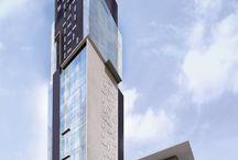 Vertex tower / Amman