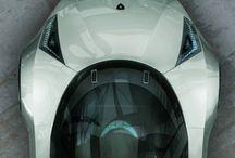 Car Concepts: Boards & Design
