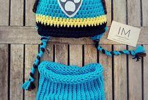 Crochet for boys - Πλεκτά για αγόρια