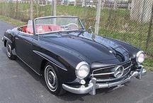 Mercedes-Benz / by John Roth