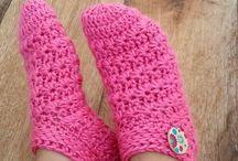 Crochet sleepers