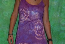 Wearables by Jeanne Sisson / Hand dyed, printed, and hand painted clothing & scarves