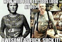 Tattoos and age