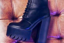 zapatos modelo