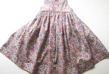 pretty floral dresses / pretty floral dresses for girls aged 0-6 years