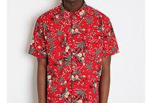 "Hawaii Styles Men / ""Summer Hawaii Print Outfits"" for men"